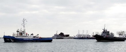 В Крыму передача украинских кораблей названа знаком для Зеленского