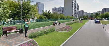 Москвичам в пяти районах представили очередные проекты планировок кварталов по программе реновации