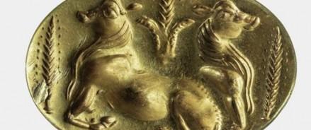 Археологи обнаружили в Греции царские гробницы бронзового века