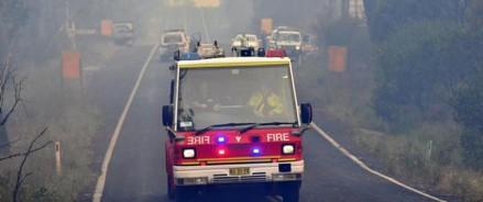 Австралия в огне, в самый жаркий день в истории страны