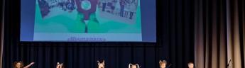 С «Сюрпризами елочных игрушек» от ЦК «Хорошевский» на Большой сцене КСРК ВОС