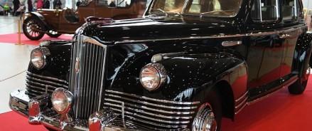 Лимузин Сталина стоимостью 2,8 миллиона долларов был похищен и найден в Москве по горячим следам