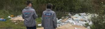Московские активисты ОНФ обнаружили нелегальные самострои и свалки в Новой Москве