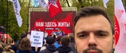 Навальный: сотрудника ФБК Шаведдинова увезли служить не законно