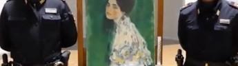 Портрет женщины: украденная тайна Климта раскрыта садовником в Италии