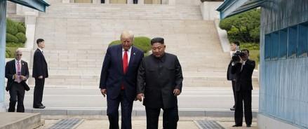 Северная Корея возобновляет атаку на Дональда Трампа