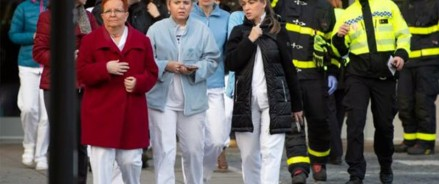 Стрельба в больнице Чехии, есть жертвы