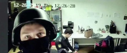 В офисе Навального прошли обыски