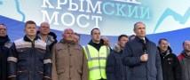 Владимир Путин открыл новую железнодорожную ветку в Крым