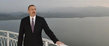 Ильхам Алиев. Президент-реформатор, держащий руку на пульсе народа