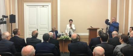 В Москве прошла презентация новой книги о Гейдаре Алиеве
