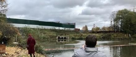 После обращения московского ОНФ привлечены к ответственности виновные в загрязнении Хованского пруда