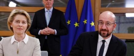 Brexit: подписано соглашение о выходе Великобритании из ЕС