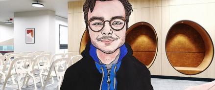 12 января один из самых перспективных россиян моложе 30 лет, по версии Forbes, выступит в Петербурге!