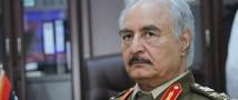 Ливийский генерал Хафтар в письме благодарит Путина за помощь