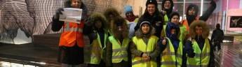 В Новой Москве к профилактической акции «Родительский патруль» присоединились юные инспекторы движения