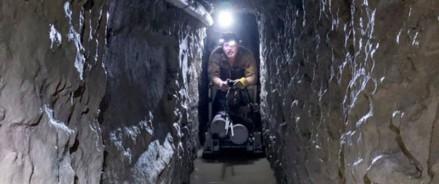 Обнаружен самый длинный в истории туннель контрабандистов