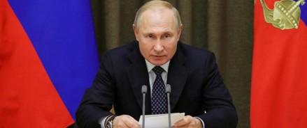 Владимир Путин примет участие в мирной конференции по Ливии в Германии