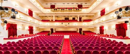 Театр Пушкина, премьера «Ложные признания» 1 и 2 апреля
