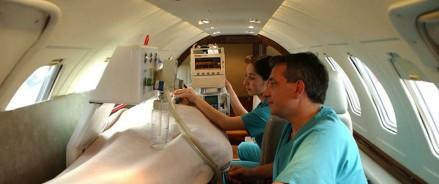 В 2020 году бесплатно долететь до места лечения смогут более 1000 жителей Сахалина