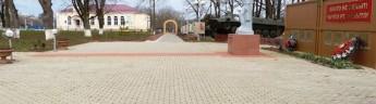 В станице Пшехской в преддверии Дня Победы займутся воинскими мемориалами