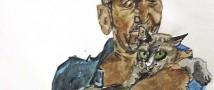 Выставка акварелей Дмитрия Анигеева «Любимцы звезд»