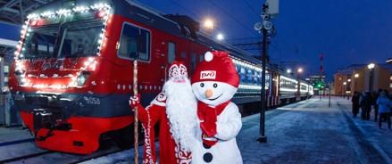 Почти 16 тысяч туристов и пассажиров: итоги деятельности «РЖД Тур» в новогодние праздники