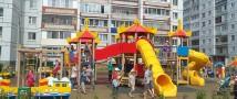 В микрорайоне Стрелецкая Бухта Севастополя построят 5 детских площадок