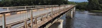 На трассе «Уссури» в Хабаровском крае построят новый мост через реку Бикин
