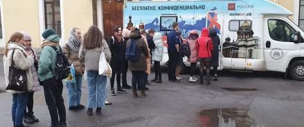 Фильм Дудя запустил волну тестирования на ВИЧ