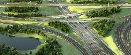 Модернизацию инженерной инфраструктуры и дорожной сети вблизи ЦКАД проведут в рамках утвержденного проекта
