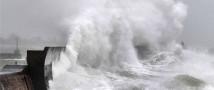 Мощный шторм Ciara обрушился на Европу