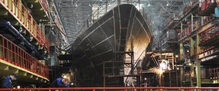 На Амурском судостроительном заводе появится плавучий док