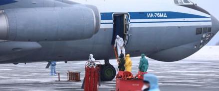 Первые россияне, вернувшиеся из Ухани, будут изолированы на 2 недели