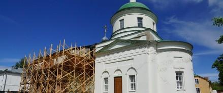 Церковь Петра и Павла в Новопетровском отреставрируют за 123 млн рублей
