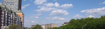 В Москве на Семеновской набережной построят пешеходный мост через Яузу