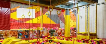 В Нерюнгри на стадионе «Горняк» появится «Ниндзя-парк»