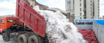 Новый снегоплавильный комплекс на востоке Москвы будет перерабатывать 7 тысяч кубометров в сутки