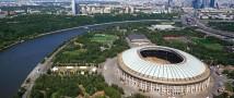 Рядом с Большой ареной «Лужники» достроят здание раздевалок для спортсменов