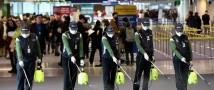 Коронавирус: массовый карантин во многих странах мира
