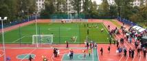 Современный стадион с системой подогрева скоро примет детскую спортшколу «Трудовые резервы»