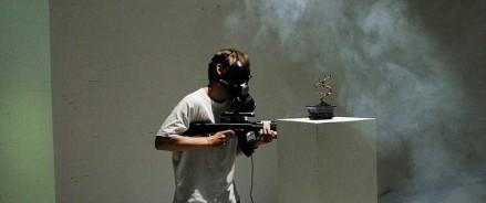 Центр Курёхина онлайн: спектакль Конец Истории и виртуальная экскурсия