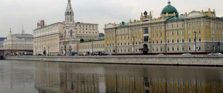 В Москве готовят проект благоустройства Софийской набережной
