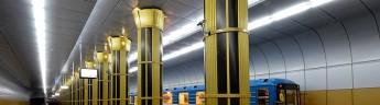 Станцию метро «Спортивная» в Новосибирске построят к ноябрю