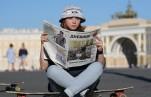 «Петербургский Дневник» возобновил выход после недельного перерыва