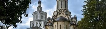 Спасский собор в Спасо-Андрониковом монастыре Москвы отреставрируют