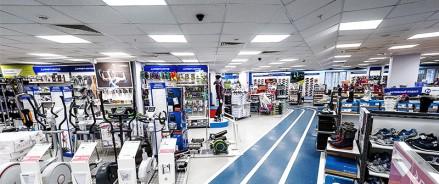 «Спортмастер» переводит часть своих магазинов в режим бесконтактной выдачи онлайн-заказов и экспресс-доставки