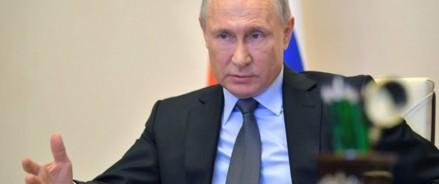 Владимир Путин: необходимо подключить армию в борьбе против эпидемии коронавируса