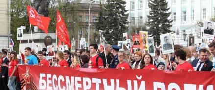 К юбилею Победы: Академия Н.С. Михалкова присоединится к акции «Бессмертный полк»