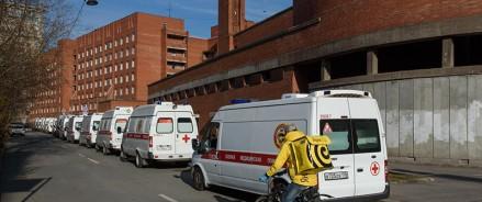 Число зараженных людей коронавирусом в России выросло более чем на 10000